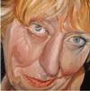 Barbara Kruyt zelfportret