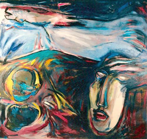 De-vlucht.-acrylhard-board.-maat-(100-125).1994