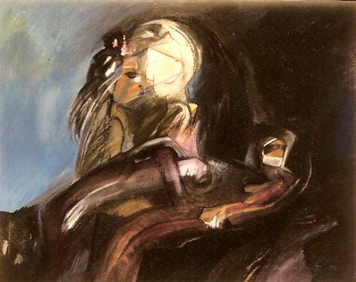 Paar.-gouache-50-60-1985