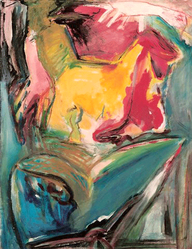 Fragmenten.-60-80-aqryl-1988