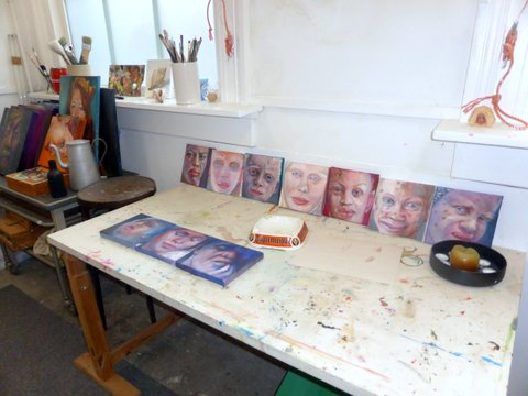 Barbara Kruyt Portretschilder