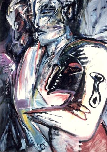 Masker-.-Gouache.-60-80-1985