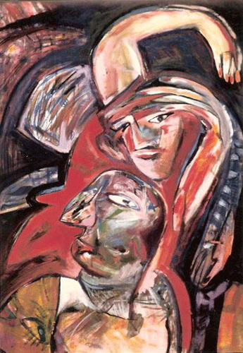 De-verleidster.-gouache-60-80-1986